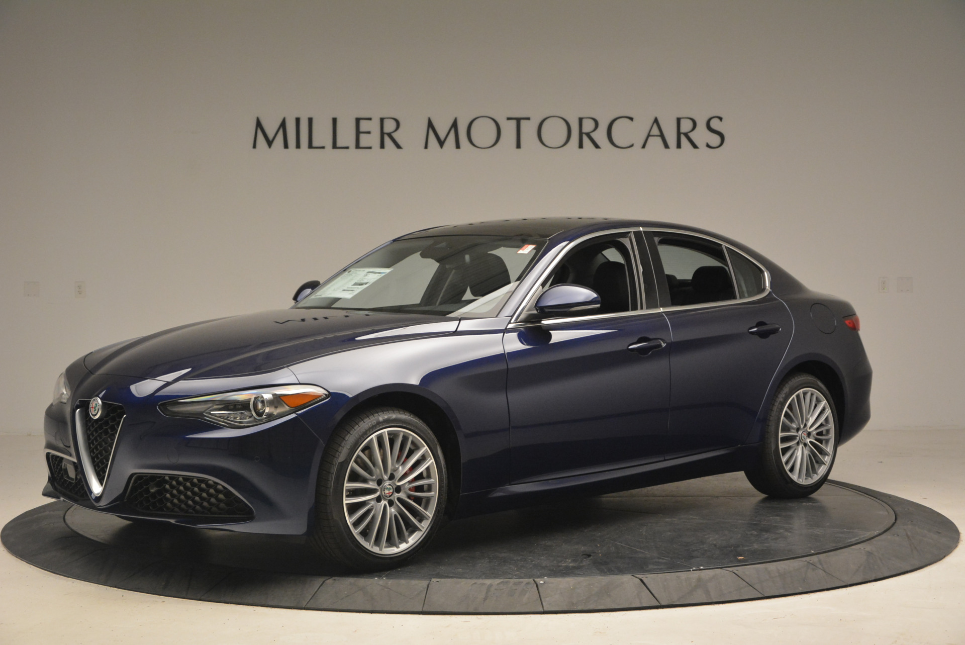 New 2017 Alfa Romeo Giulia Ti Q4 For Sale In Westport, CT 1236_p2