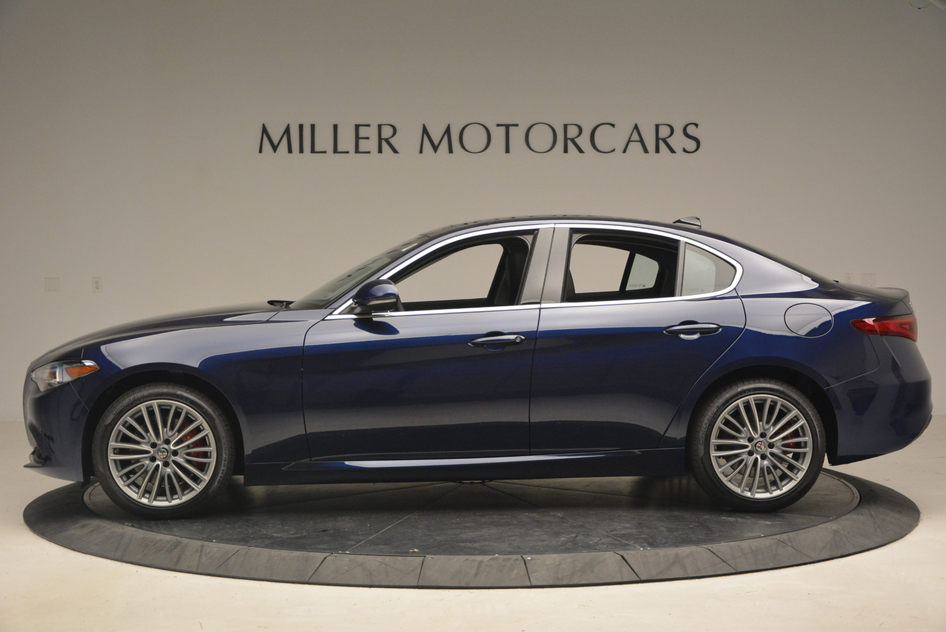 New 2017 Alfa Romeo Giulia Ti Q4 For Sale In Westport, CT 1236_p3