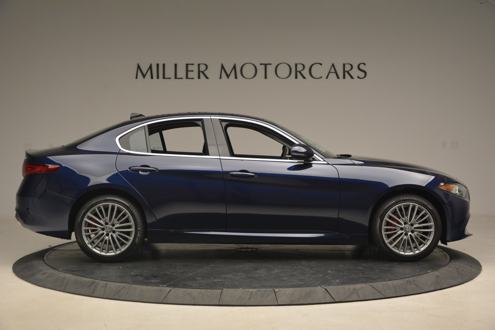 New 2017 Alfa Romeo Giulia Ti Q4 For Sale In Westport, CT 1236_p9