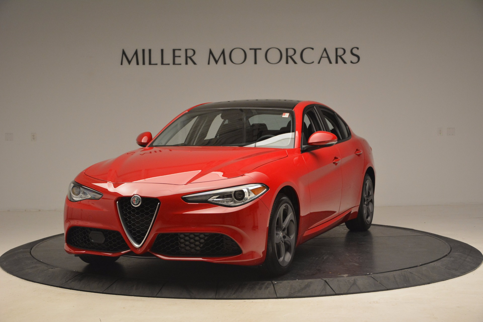 New 2017 Alfa Romeo Giulia Q4 For Sale In Westport, CT 1239_main
