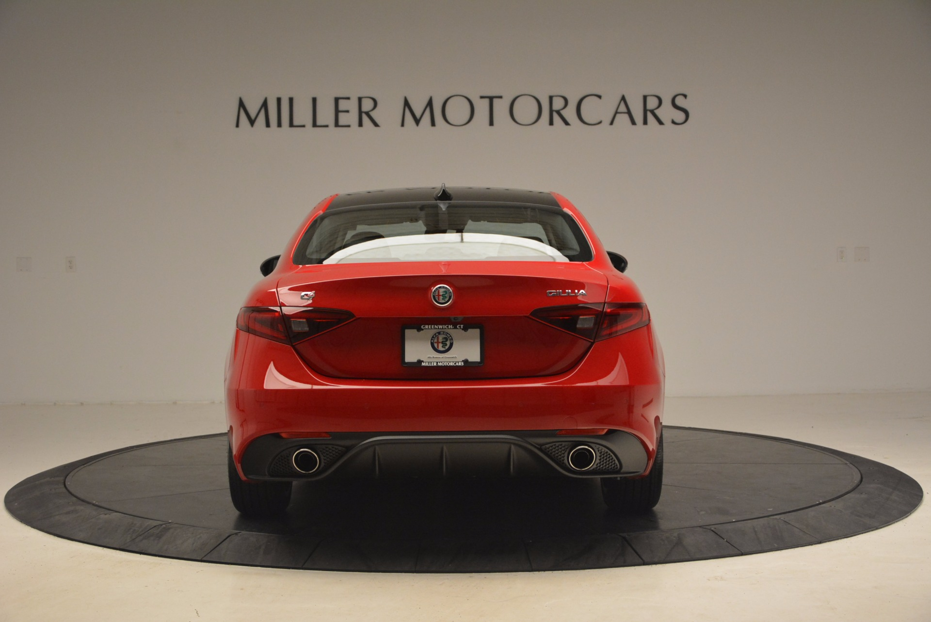 New 2017 Alfa Romeo Giulia Q4 For Sale In Westport, CT 1239_p6