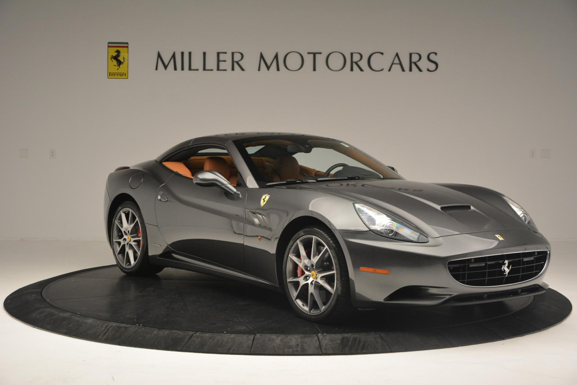 Used 2010 Ferrari California  For Sale In Westport, CT 124_p23