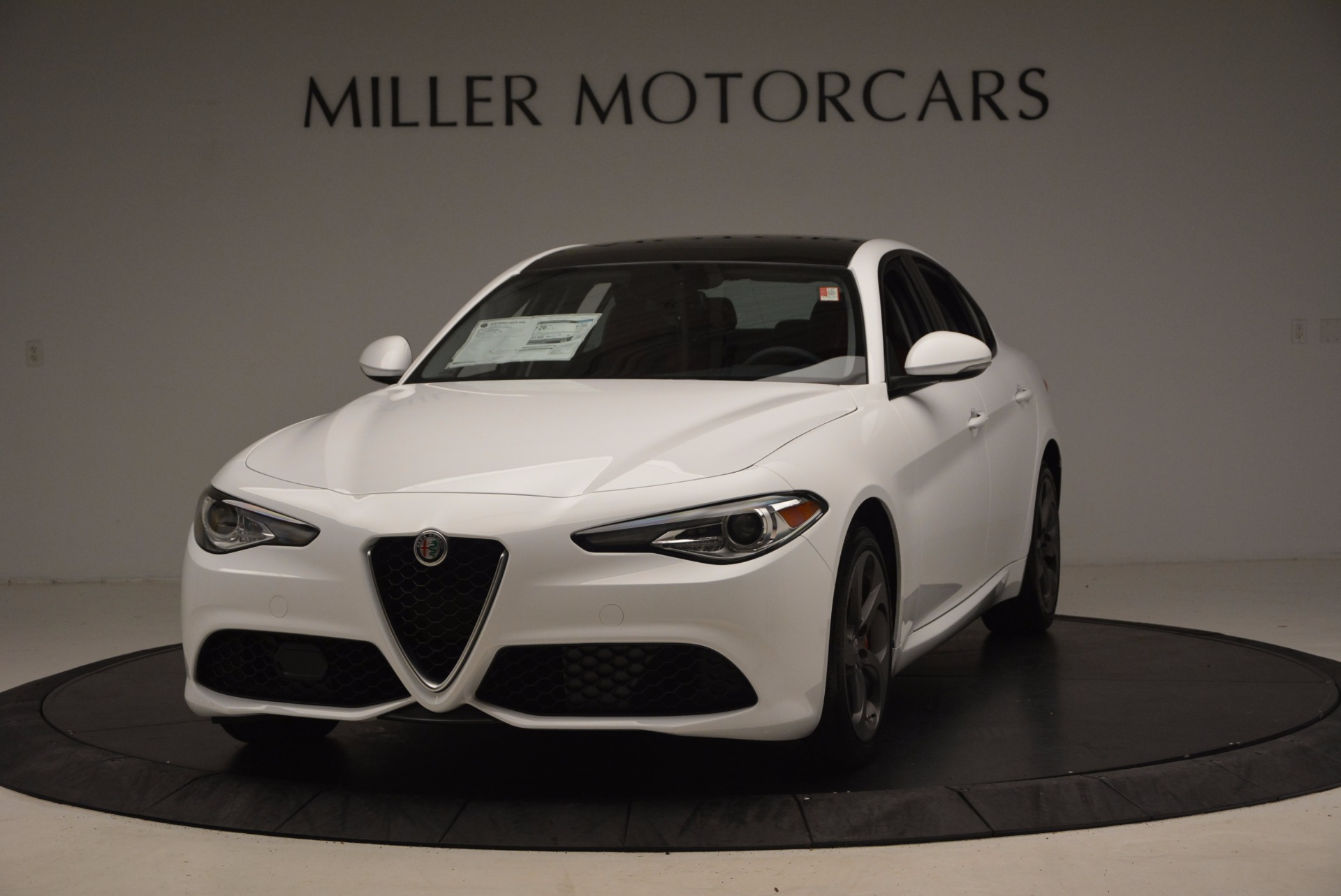 New 2017 Alfa Romeo Giulia Q4 For Sale In Westport, CT 1242_main