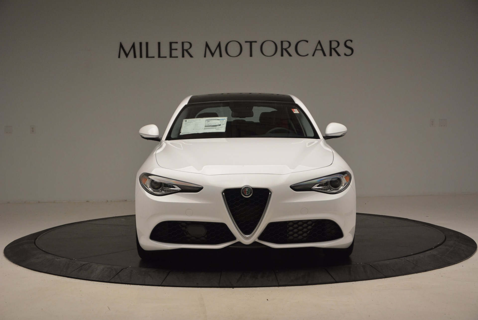 New 2017 Alfa Romeo Giulia Q4 For Sale In Westport, CT 1242_p14