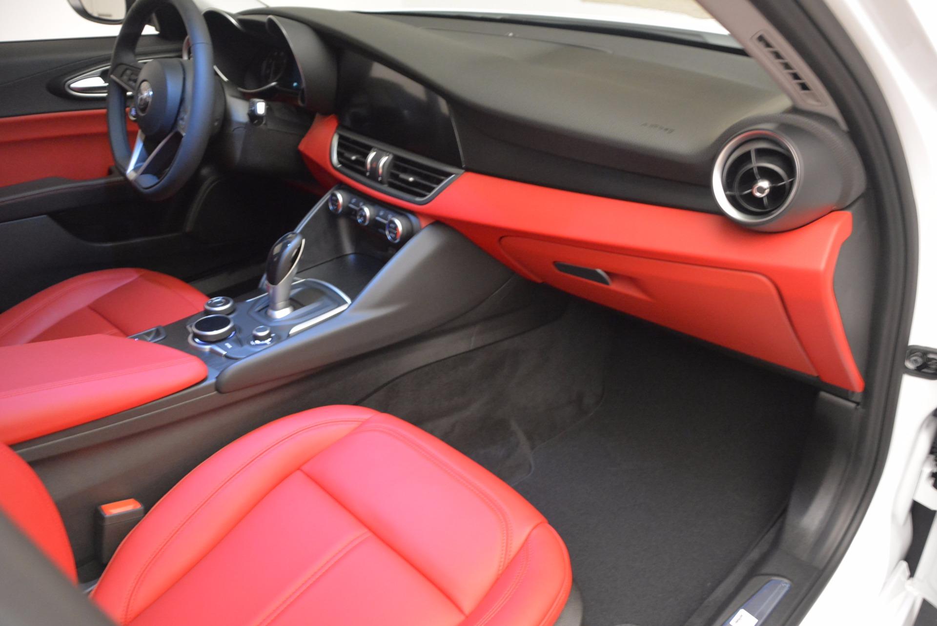 New 2017 Alfa Romeo Giulia Q4 For Sale In Westport, CT 1242_p25