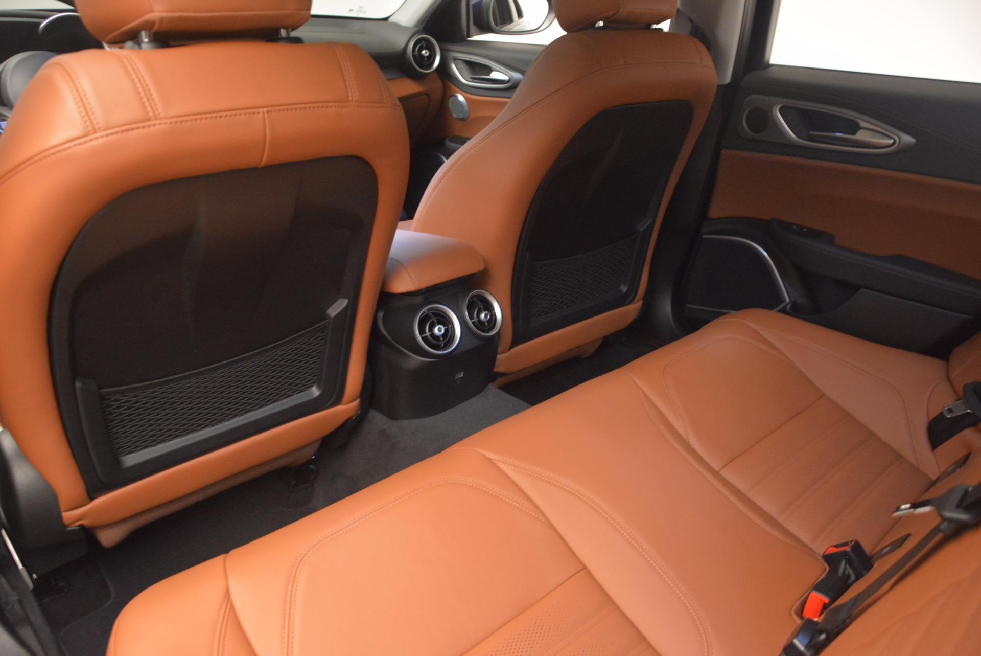 New 2017 Alfa Romeo Giulia Ti Q4 For Sale In Westport, CT 1243_p16
