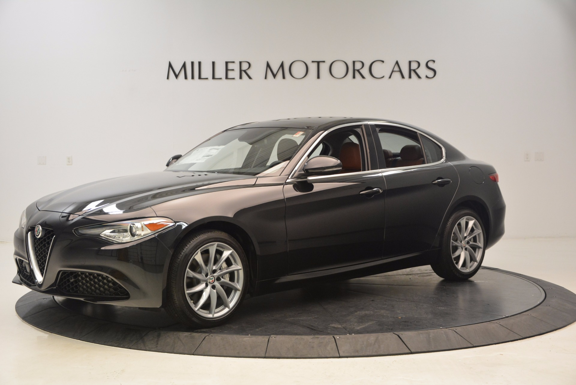 New 2017 Alfa Romeo Giulia Ti Q4 For Sale In Westport, CT 1244_p2