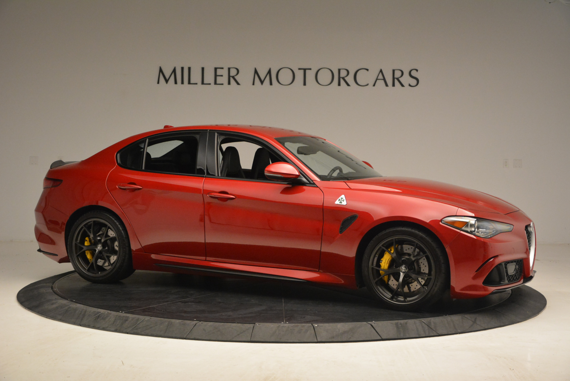 Used 2017 Alfa Romeo Giulia Quadrifoglio For Sale In Westport, CT 1245_p10