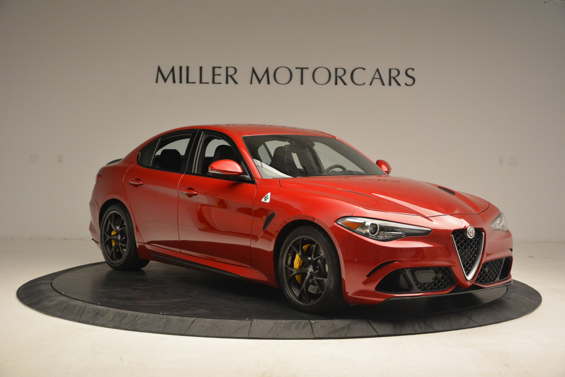 Used 2017 Alfa Romeo Giulia Quadrifoglio For Sale In Westport, CT 1245_p11