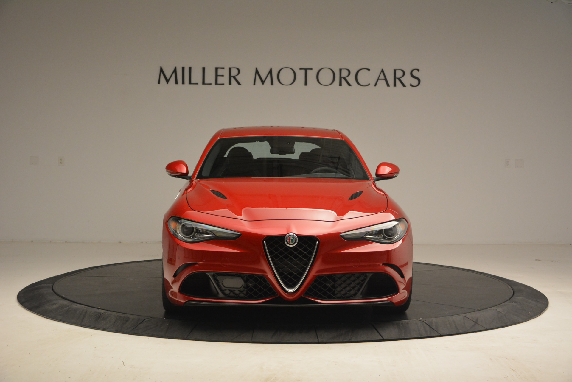 Used 2017 Alfa Romeo Giulia Quadrifoglio For Sale In Westport, CT 1245_p12