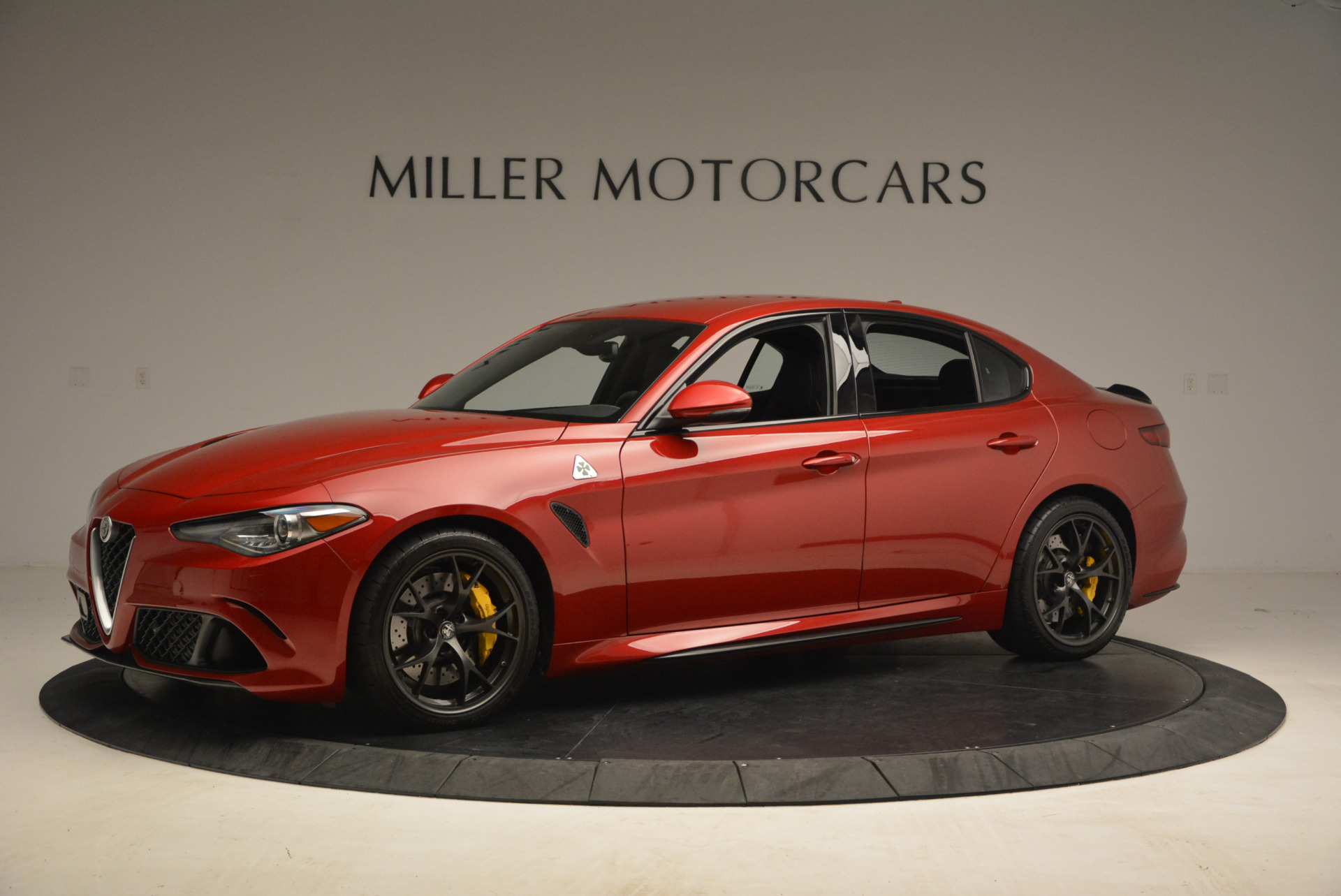 Used 2017 Alfa Romeo Giulia Quadrifoglio For Sale In Westport, CT 1245_p2