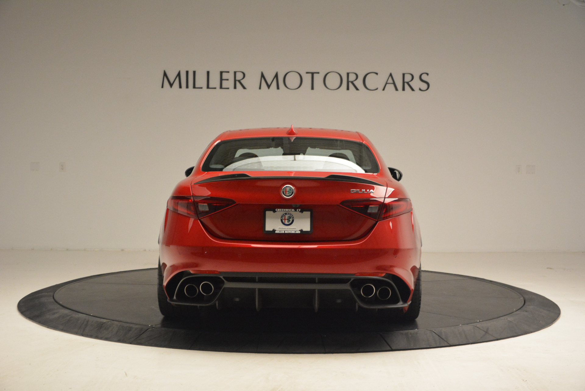 Used 2017 Alfa Romeo Giulia Quadrifoglio For Sale In Westport, CT 1245_p6