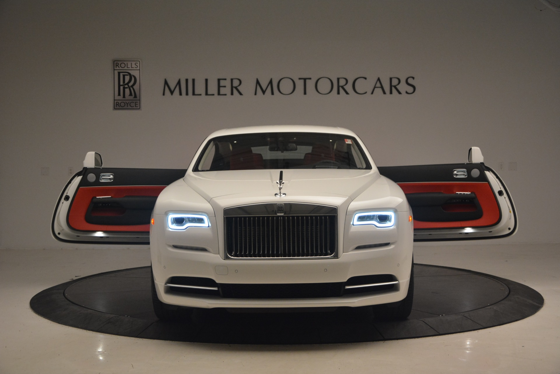 Used 2017 Rolls-Royce Wraith  For Sale In Westport, CT 1247_p13