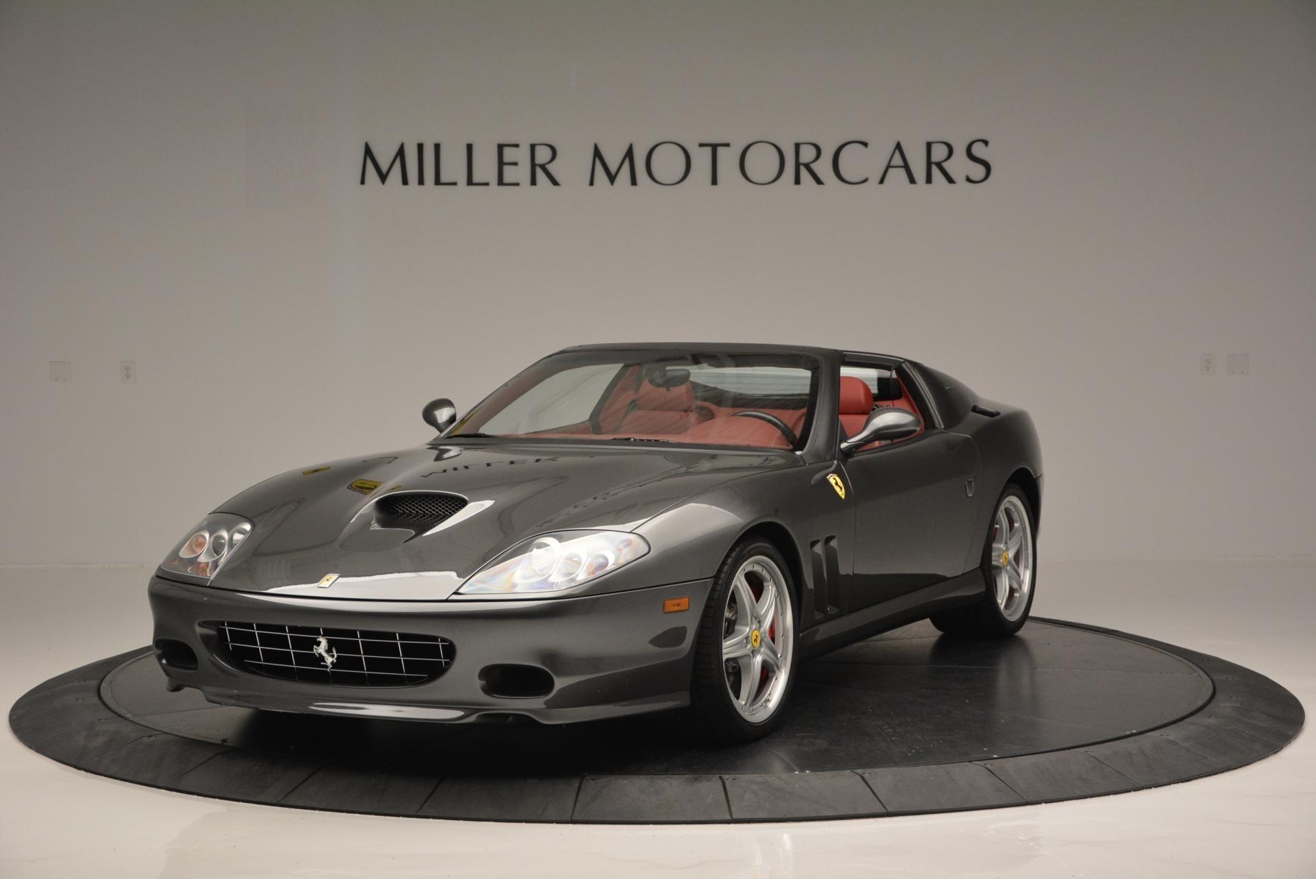 Used 2005 Ferrari Superamerica  For Sale In Westport, CT 125_main