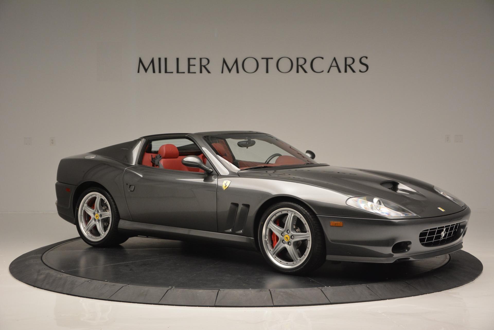 Used 2005 Ferrari Superamerica  For Sale In Westport, CT 125_p10