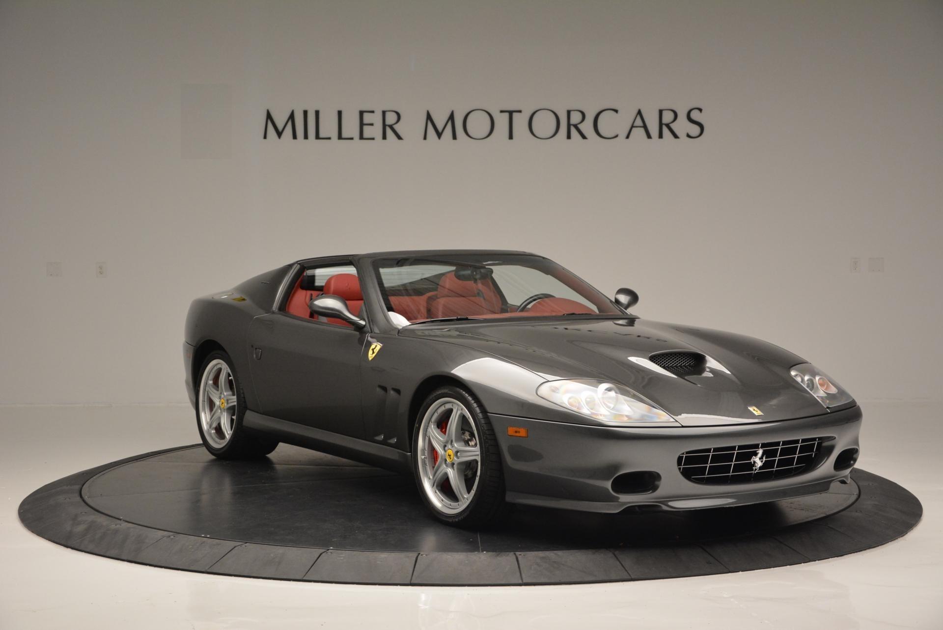 Used 2005 Ferrari Superamerica  For Sale In Westport, CT 125_p11