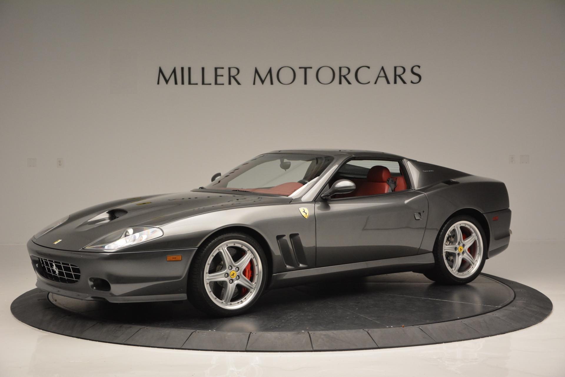 Used 2005 Ferrari Superamerica  For Sale In Westport, CT 125_p14