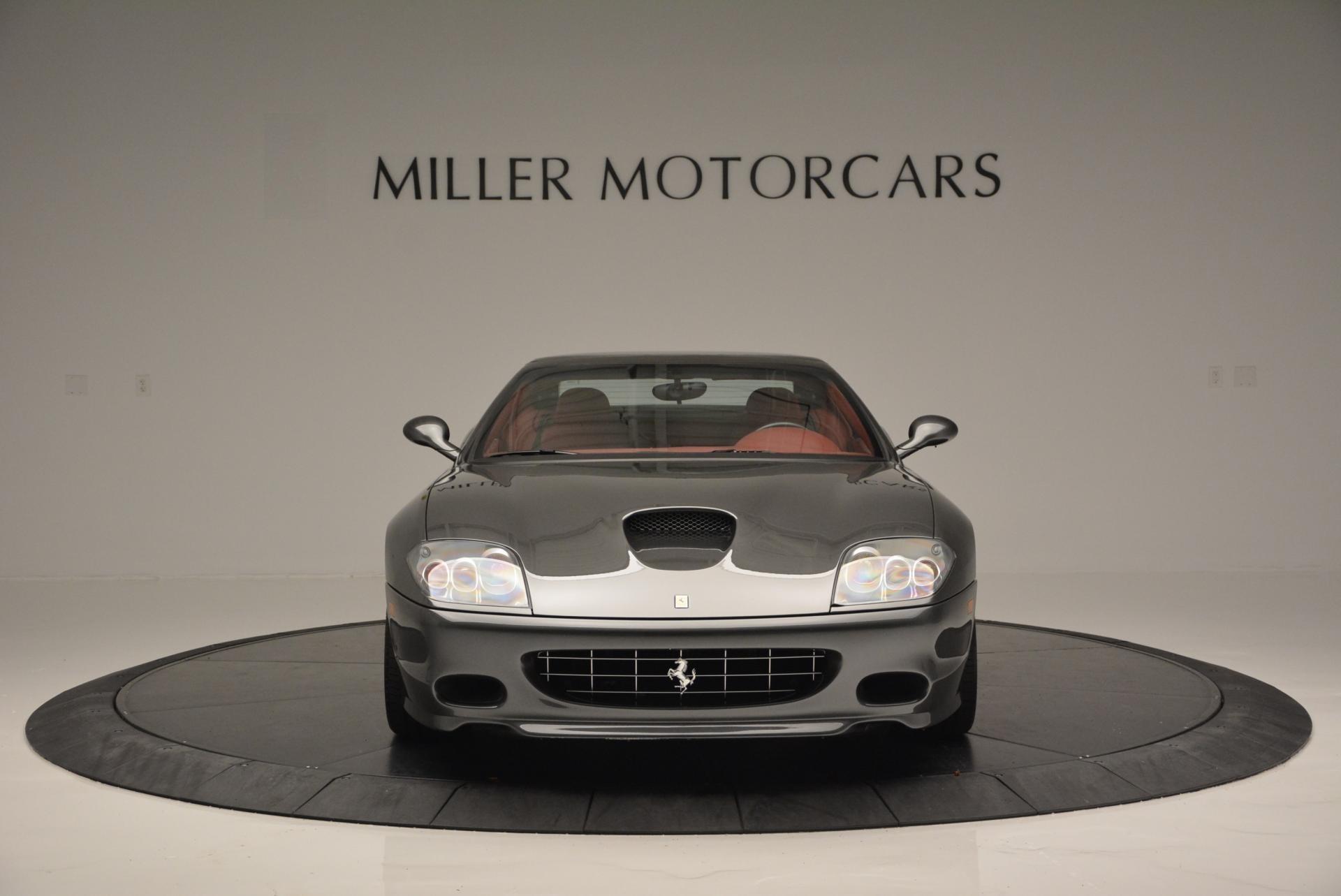 Used 2005 Ferrari Superamerica  For Sale In Westport, CT 125_p24