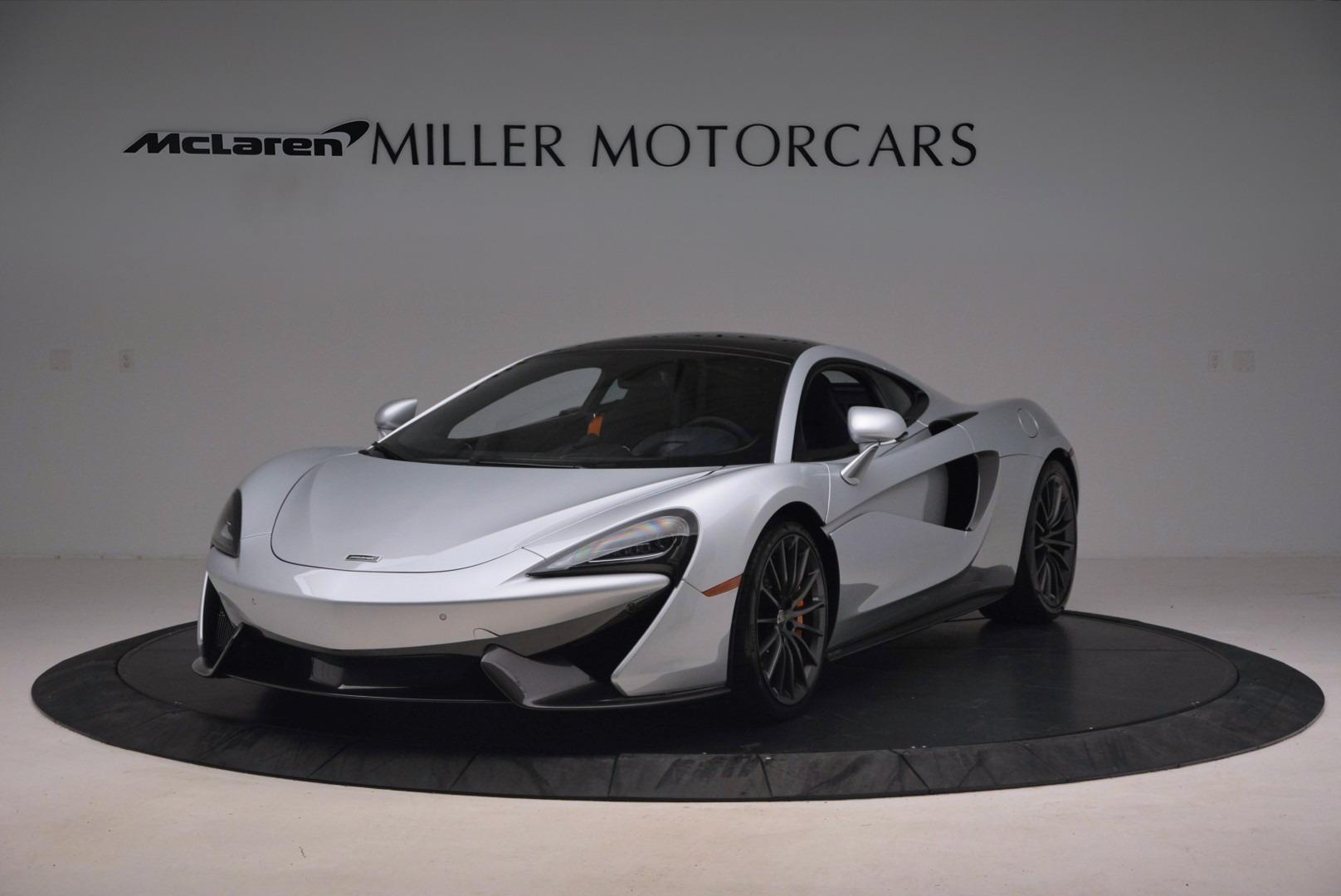 Used 2017 McLaren 570GT  For Sale In Westport, CT 1254_main