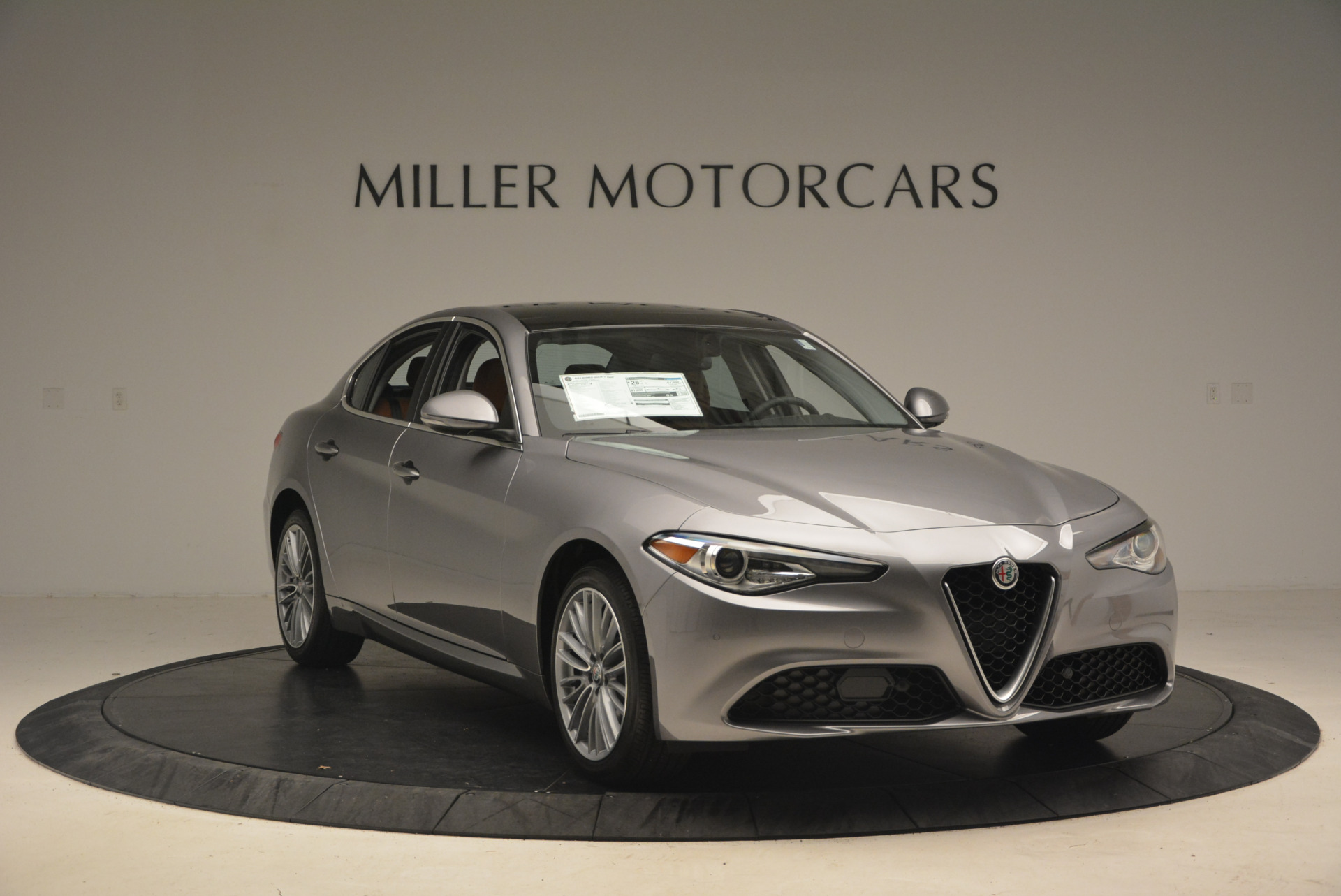 New 2017 Alfa Romeo Giulia Ti Q4 For Sale In Westport, CT 1256_p11