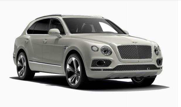 Used 2017 Bentley Bentayga  For Sale In Westport, CT 1257_main