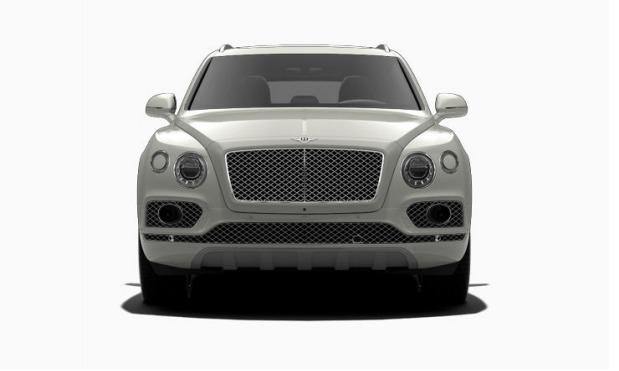 Used 2017 Bentley Bentayga  For Sale In Westport, CT 1257_p2