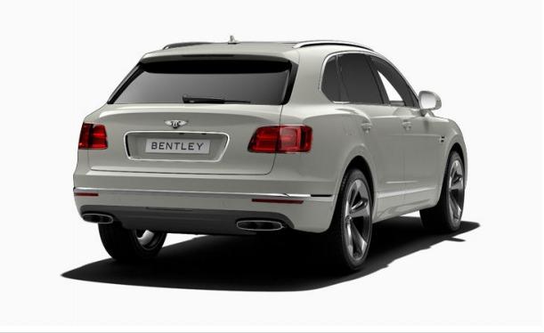 Used 2017 Bentley Bentayga  For Sale In Westport, CT 1257_p4