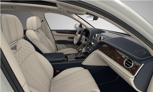 Used 2017 Bentley Bentayga  For Sale In Westport, CT 1257_p6