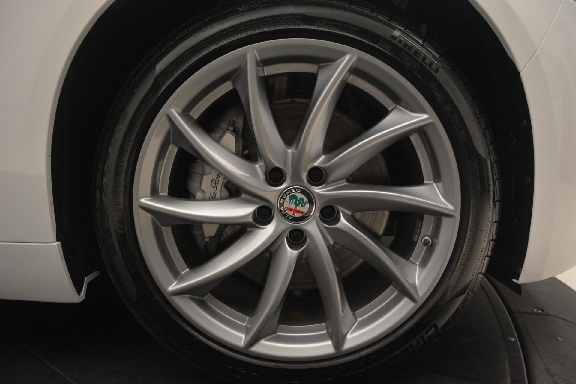 New 2017 Alfa Romeo Giulia Ti Q4 For Sale In Westport, CT 1259_p25