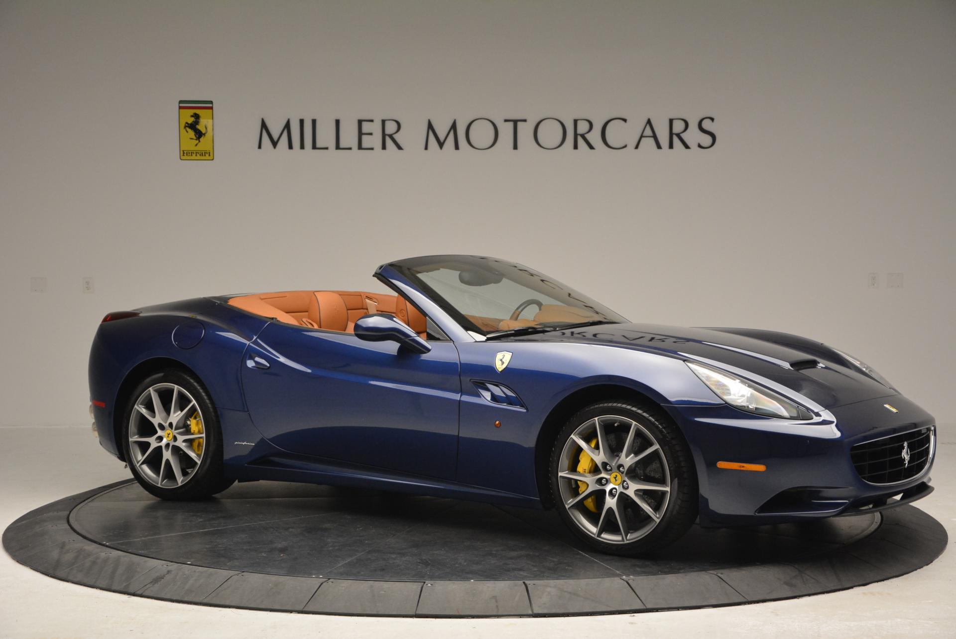 Used 2010 Ferrari California  For Sale In Westport, CT 126_p10