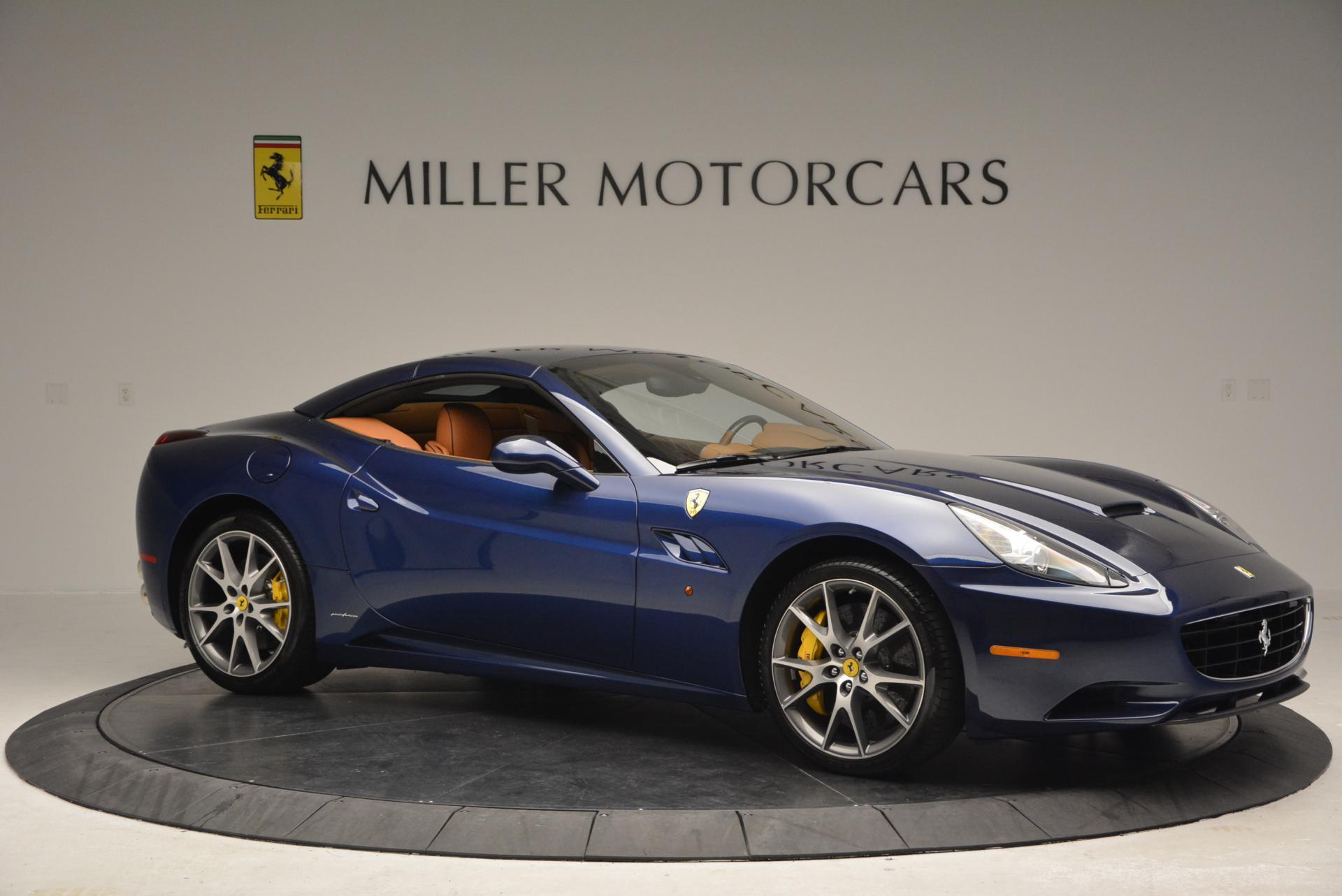 Used 2010 Ferrari California  For Sale In Westport, CT 126_p22