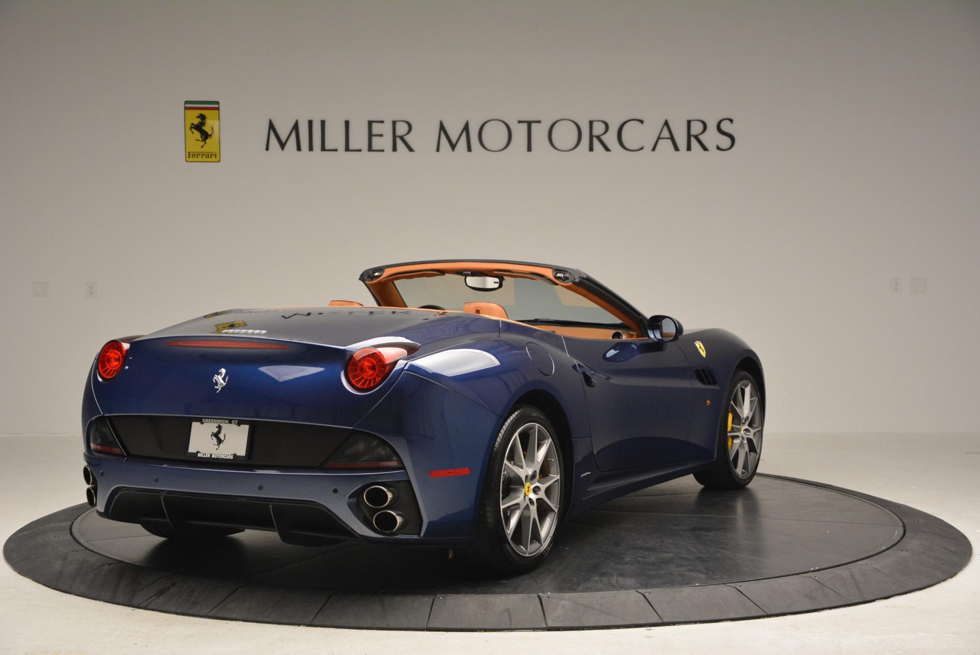 Used 2010 Ferrari California  For Sale In Westport, CT 126_p7