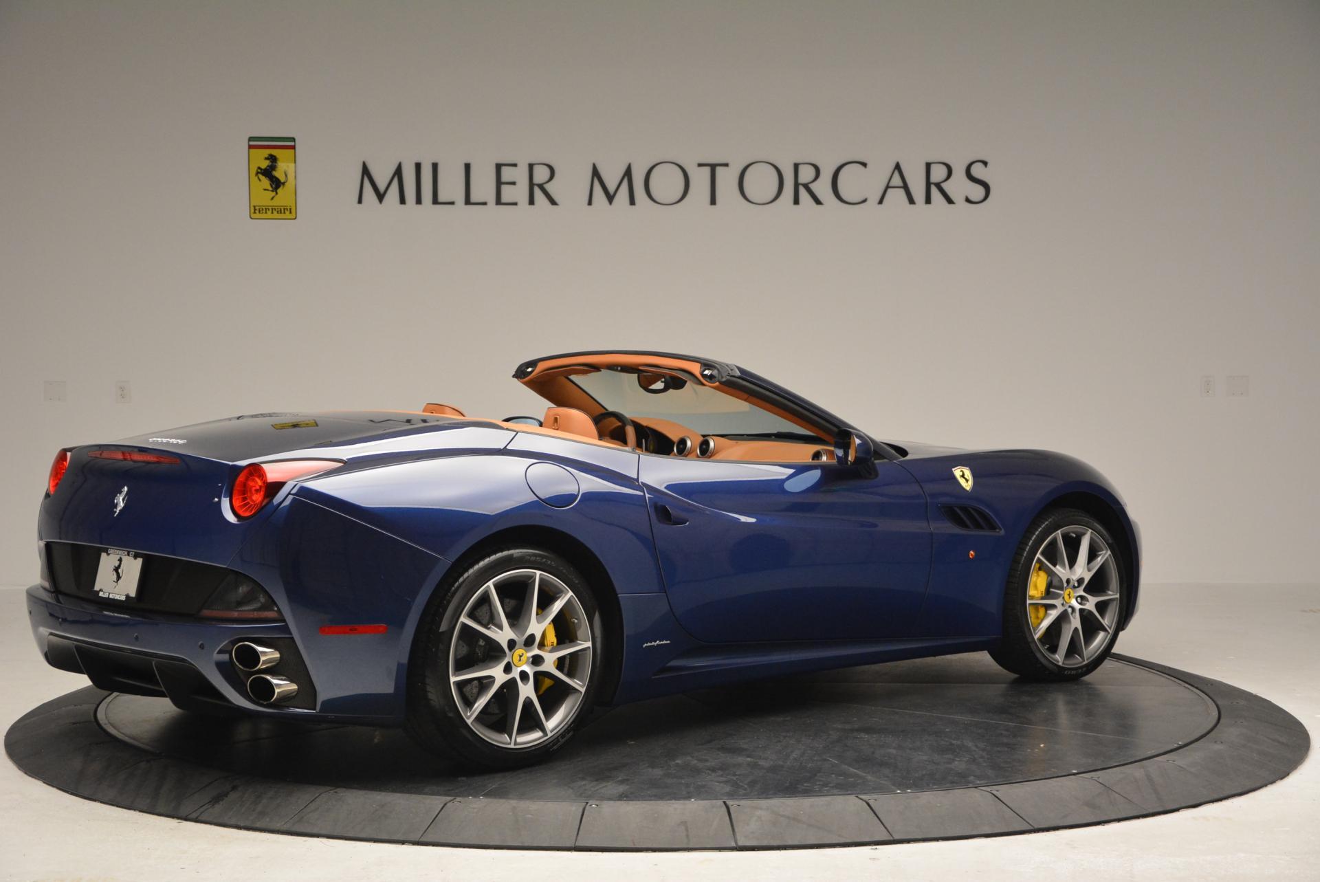 Used 2010 Ferrari California  For Sale In Westport, CT 126_p8