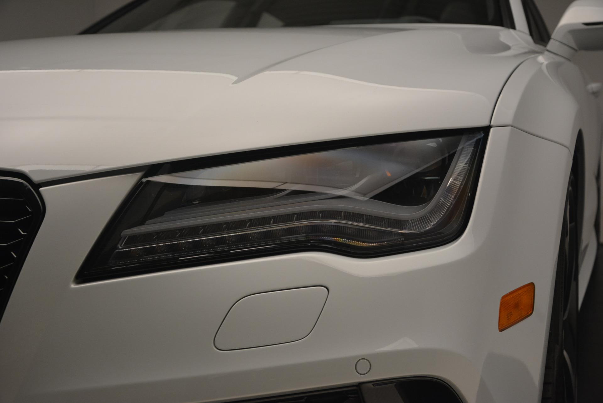 Used 2014 Audi RS 7 4.0T quattro Prestige For Sale In Westport, CT 1262_p16