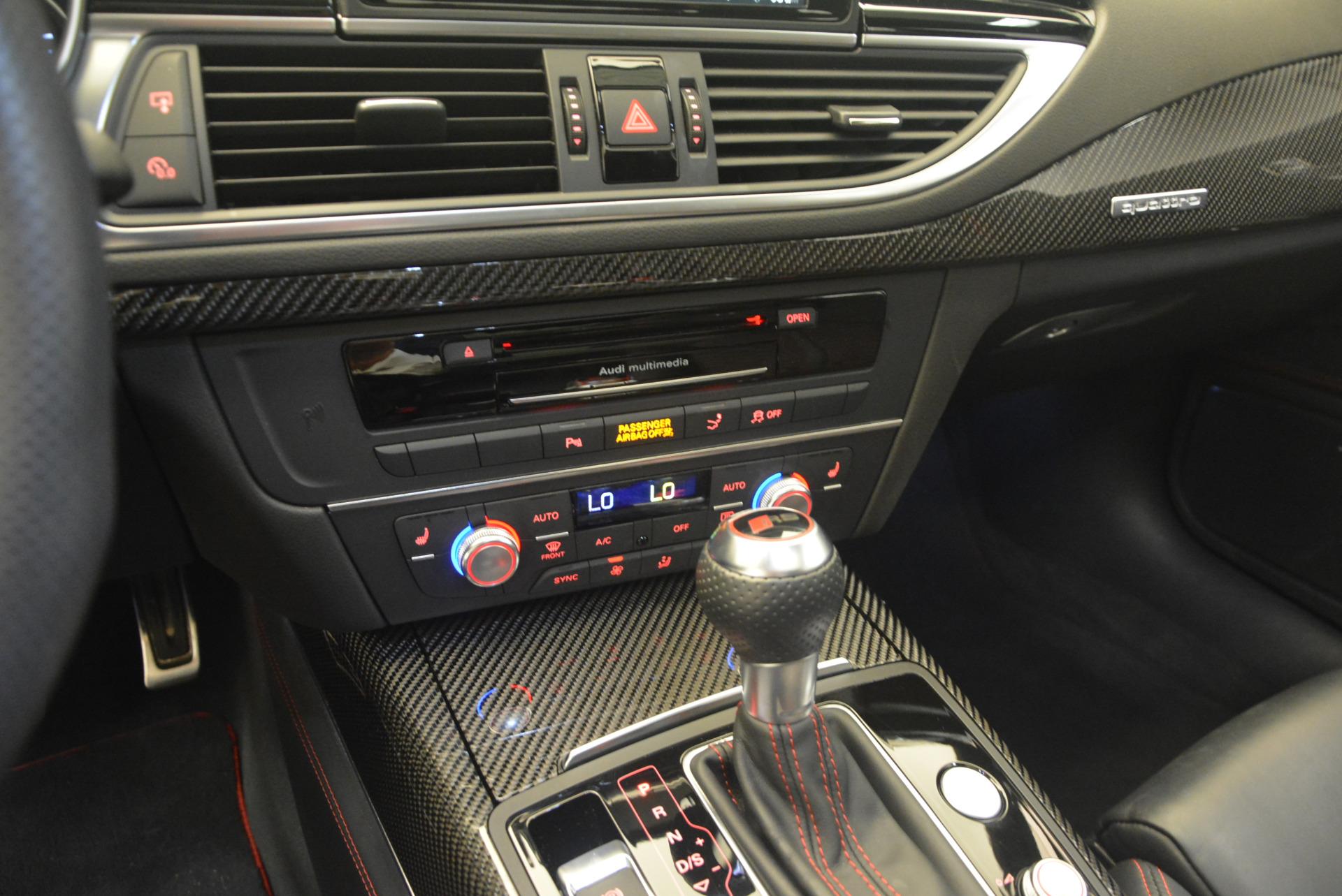 Used 2014 Audi RS 7 4.0T quattro Prestige For Sale In Westport, CT 1262_p28