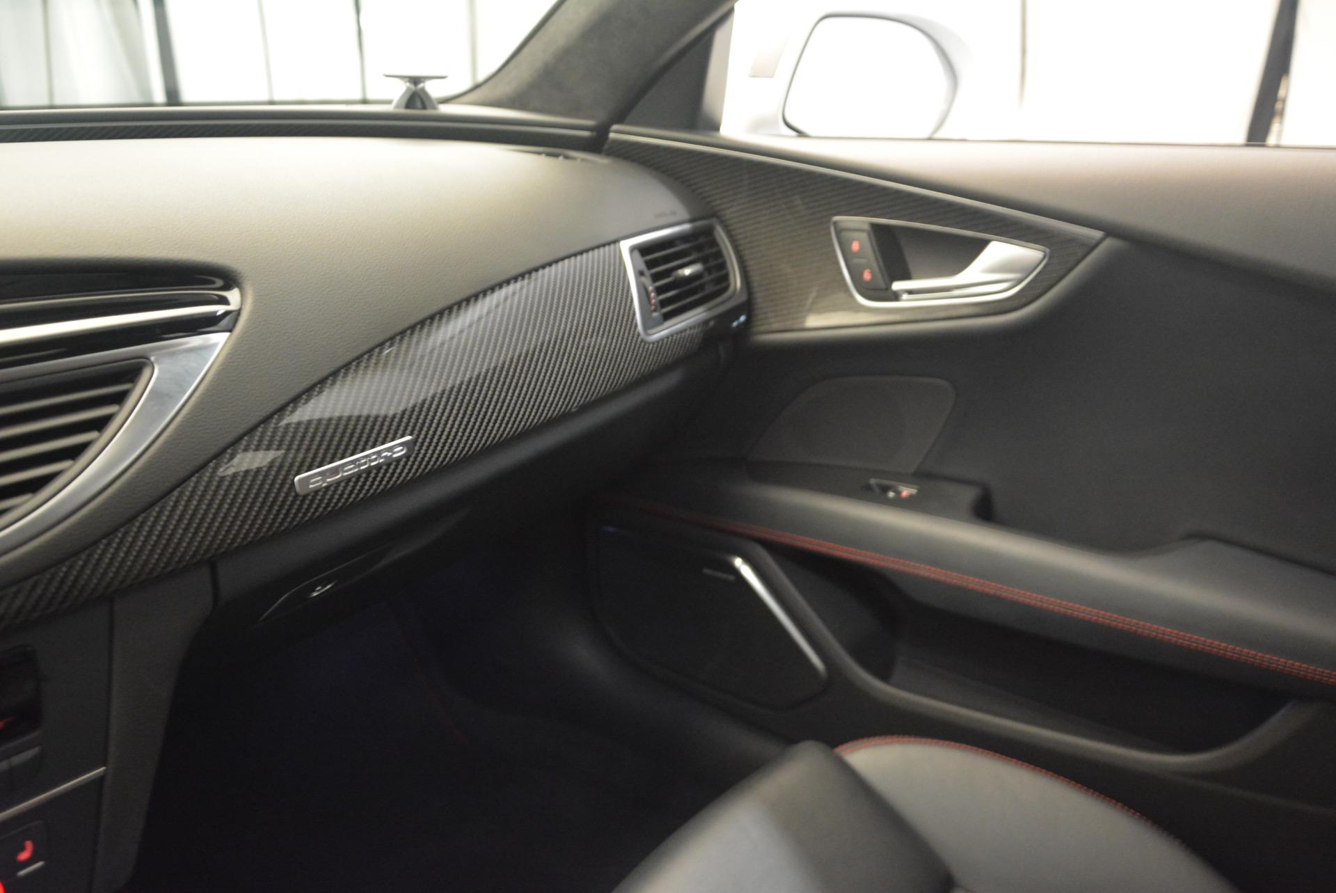 Used 2014 Audi RS 7 4.0T quattro Prestige For Sale In Westport, CT 1262_p30