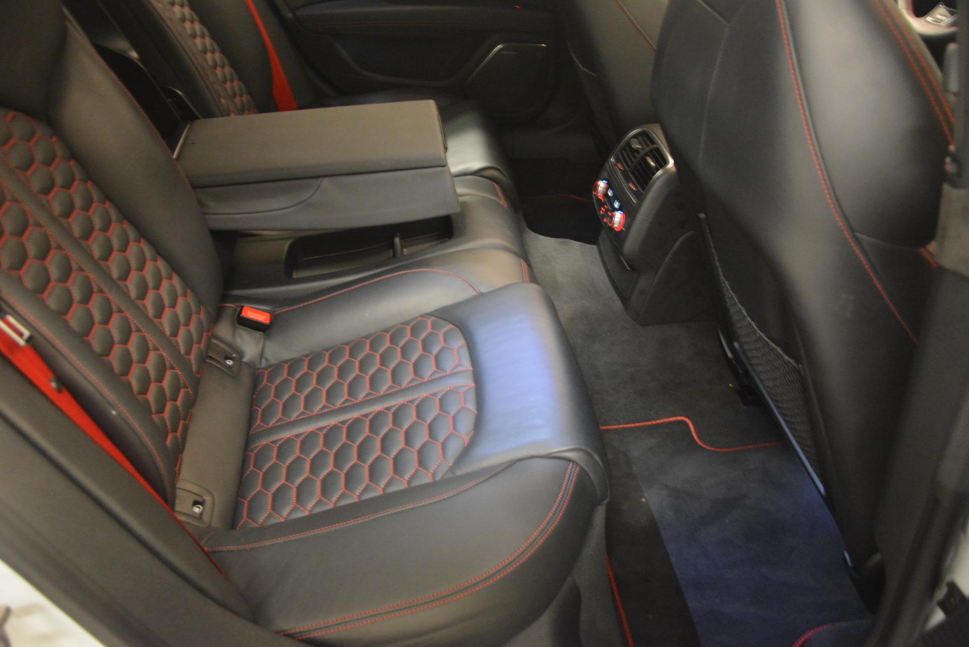 Used 2014 Audi RS 7 4.0T quattro Prestige For Sale In Westport, CT 1262_p38