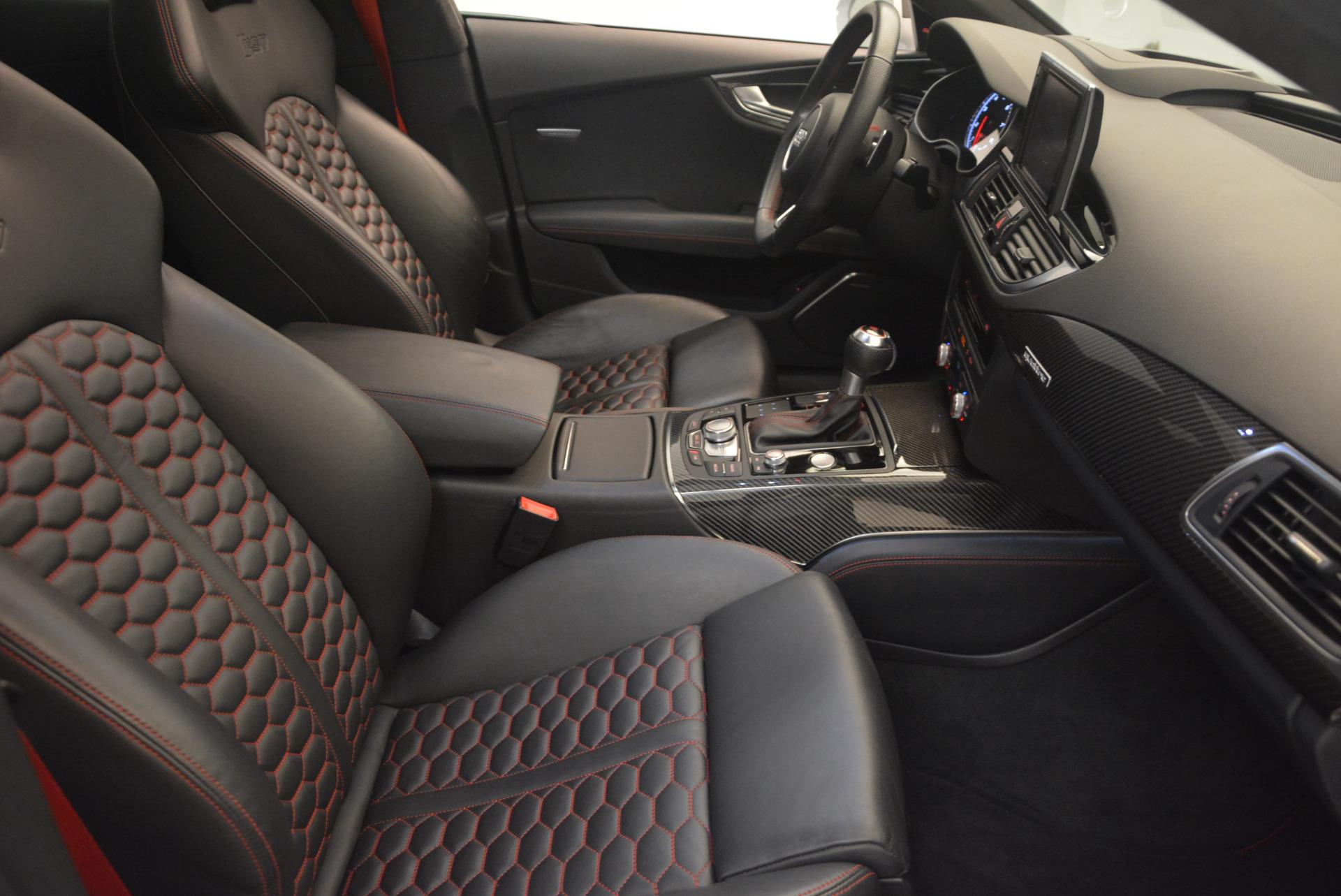 Used 2014 Audi RS 7 4.0T quattro Prestige For Sale In Westport, CT 1262_p41