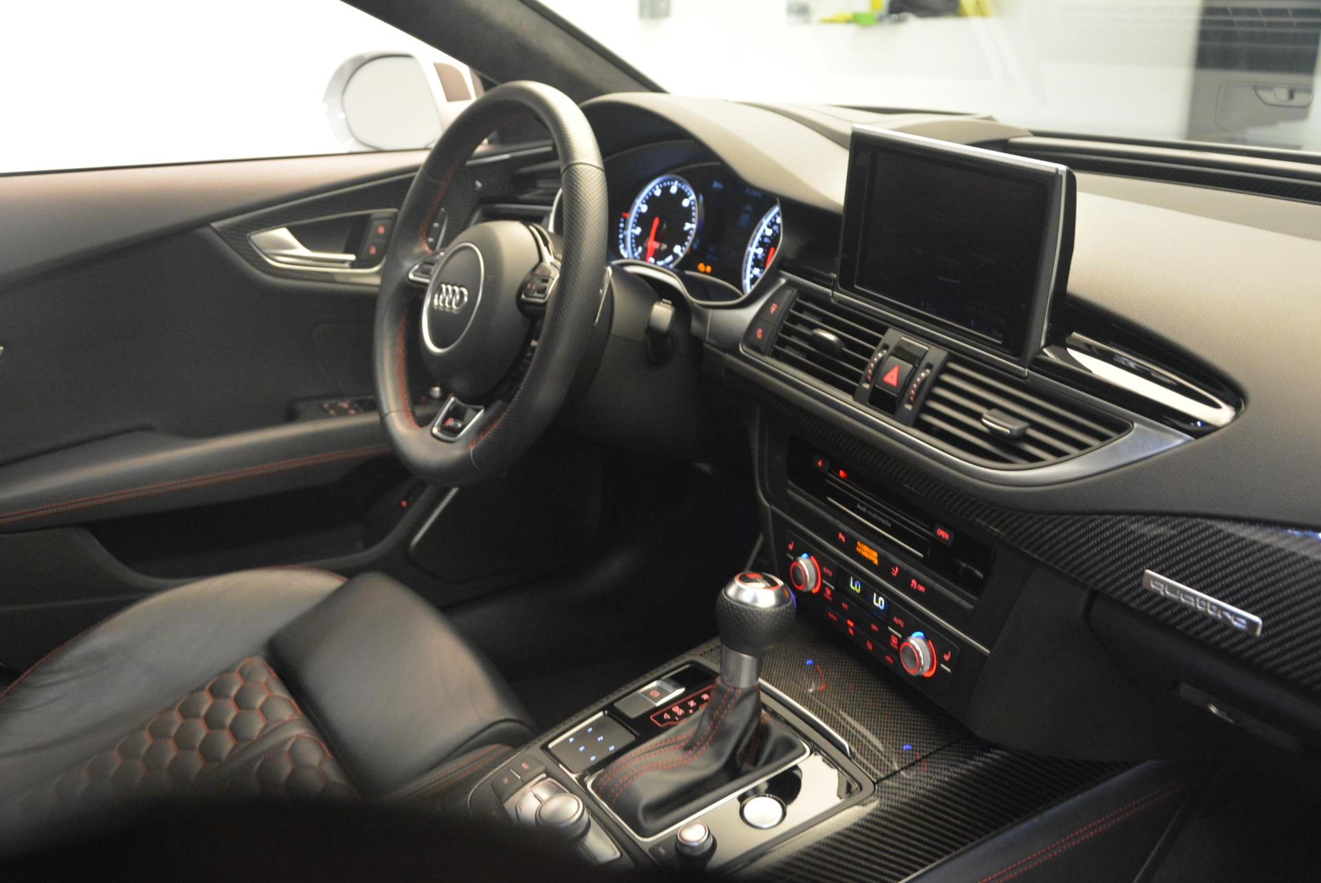 Used 2014 Audi RS 7 4.0T quattro Prestige For Sale In Westport, CT 1262_p44