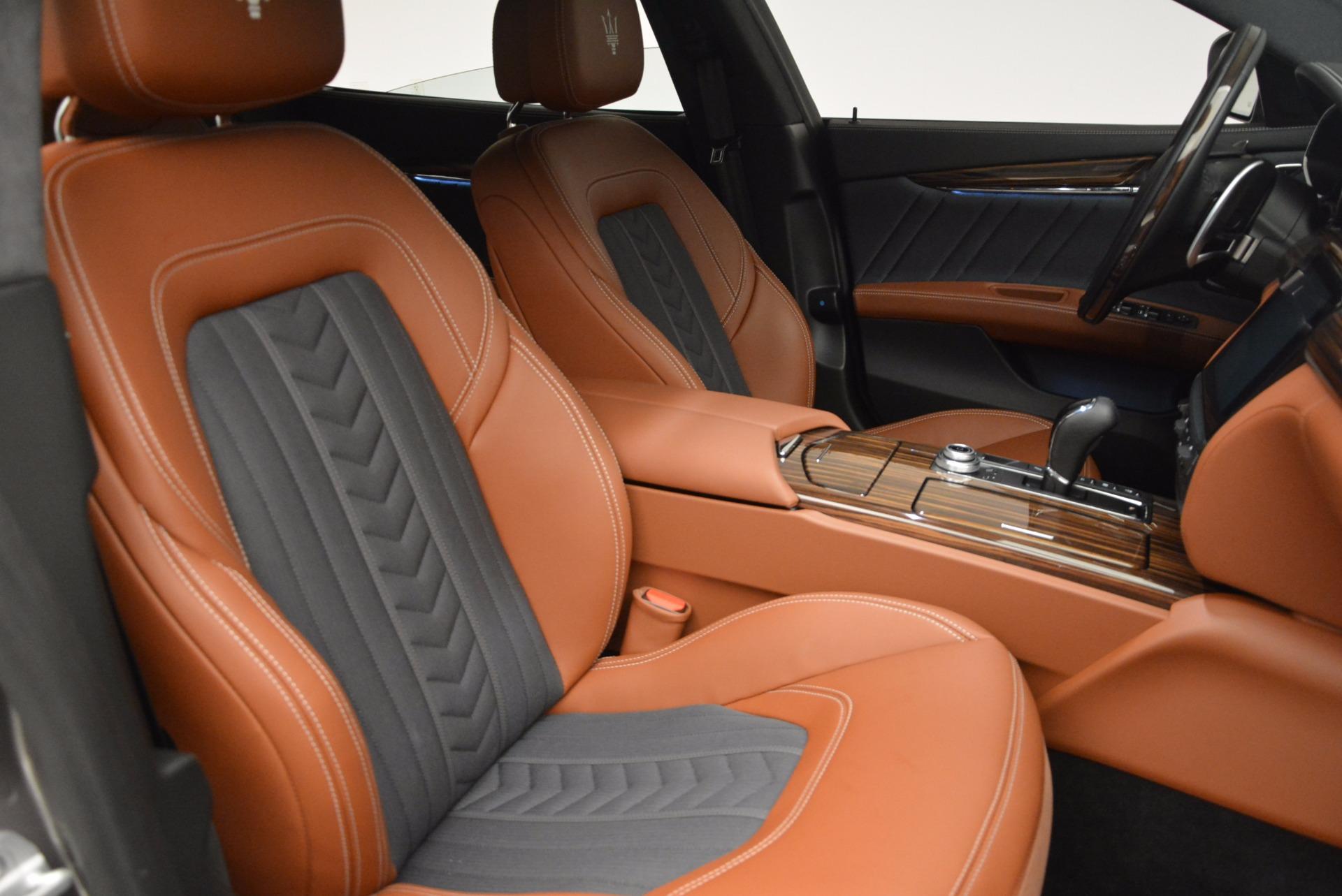 New 2017 Maserati Quattroporte S Q4 GranLusso For Sale In Westport, CT 1265_p18