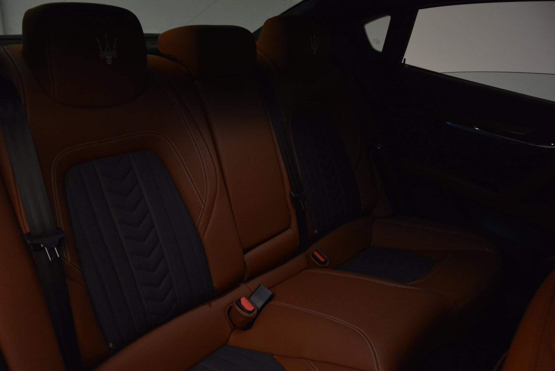 New 2017 Maserati Quattroporte S Q4 GranLusso For Sale In Westport, CT 1265_p22