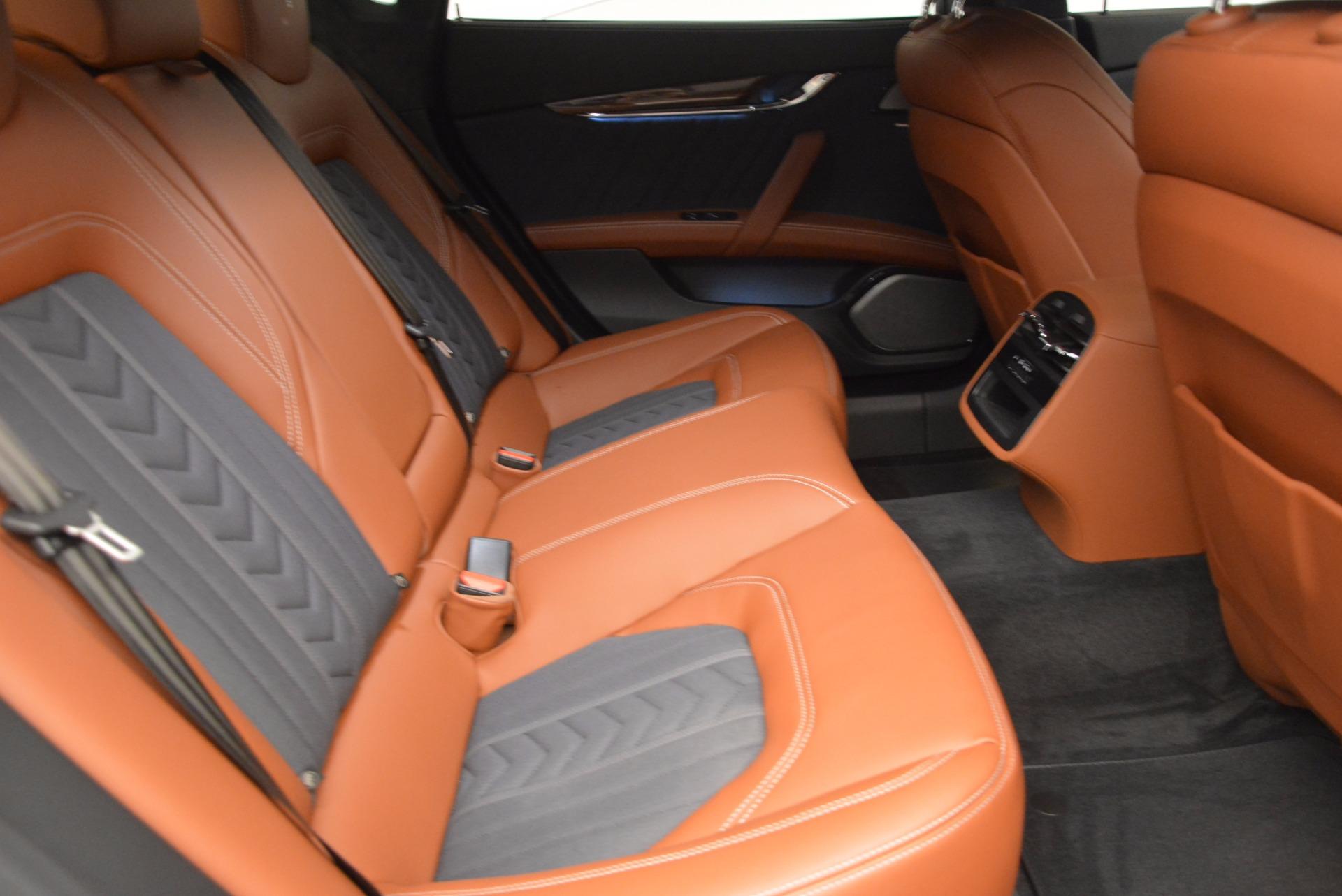 New 2017 Maserati Quattroporte S Q4 GranLusso For Sale In Westport, CT 1265_p24