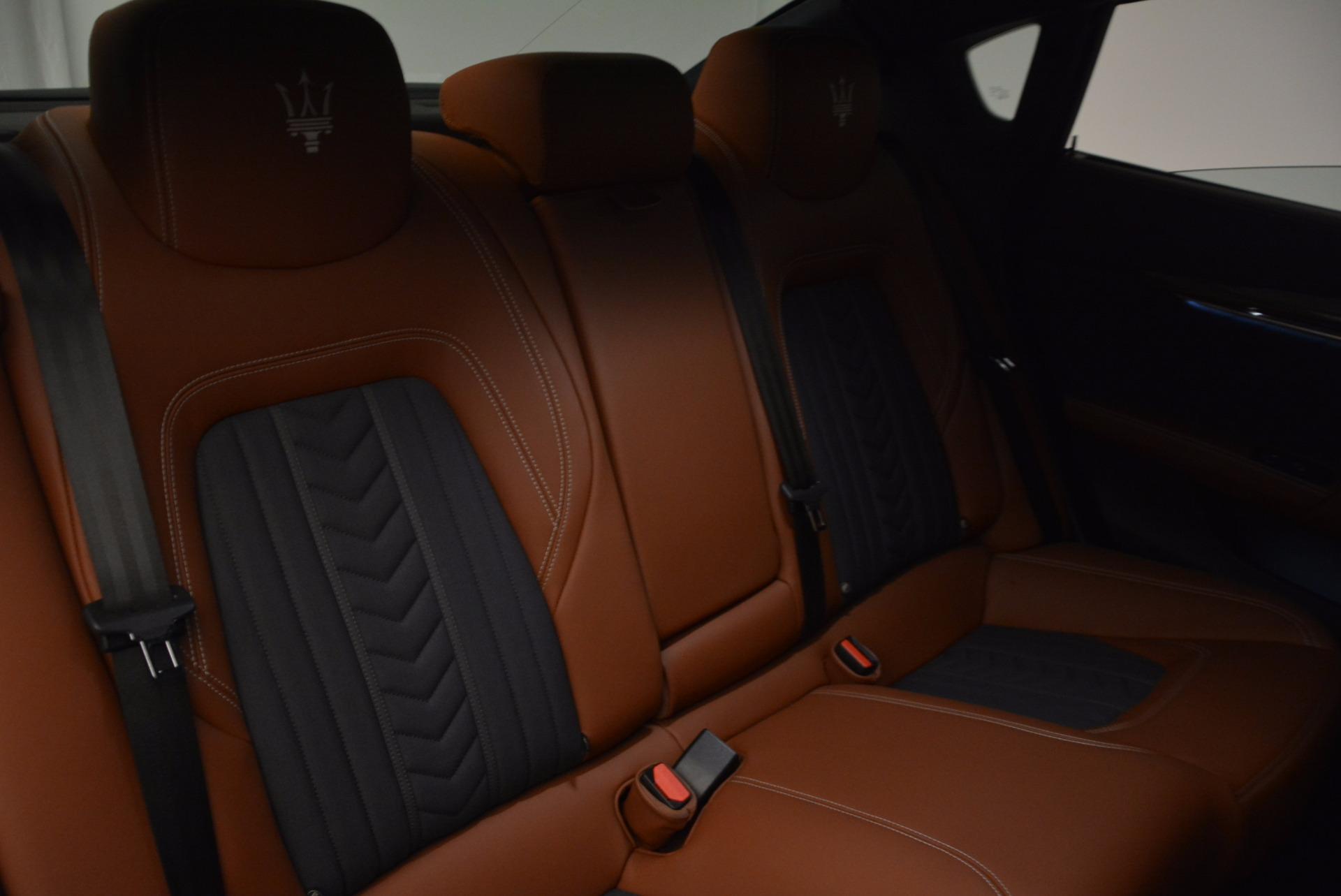 New 2017 Maserati Quattroporte S Q4 GranLusso For Sale In Westport, CT 1266_p22