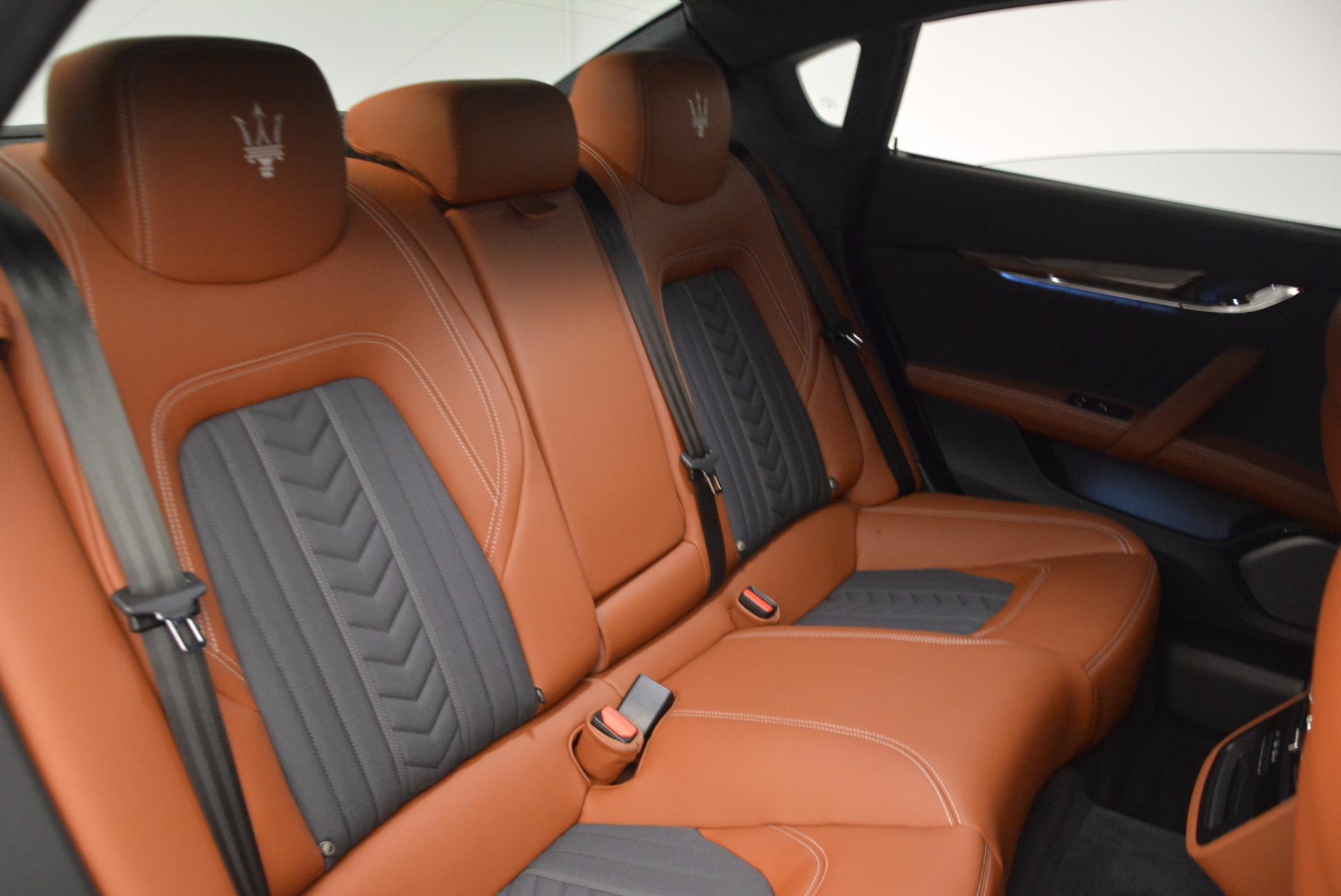 New 2017 Maserati Quattroporte S Q4 GranLusso For Sale In Westport, CT 1266_p24
