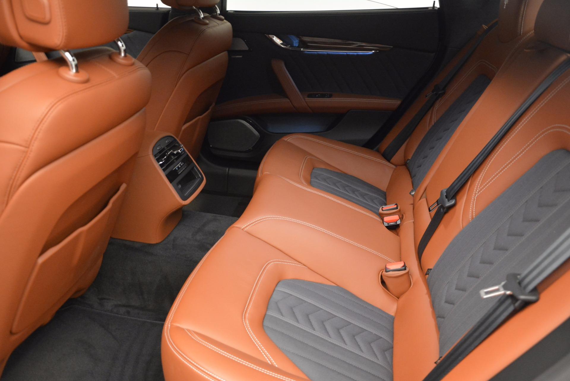 New 2017 Maserati Quattroporte S Q4 GranLusso For Sale In Westport, CT 1266_p29