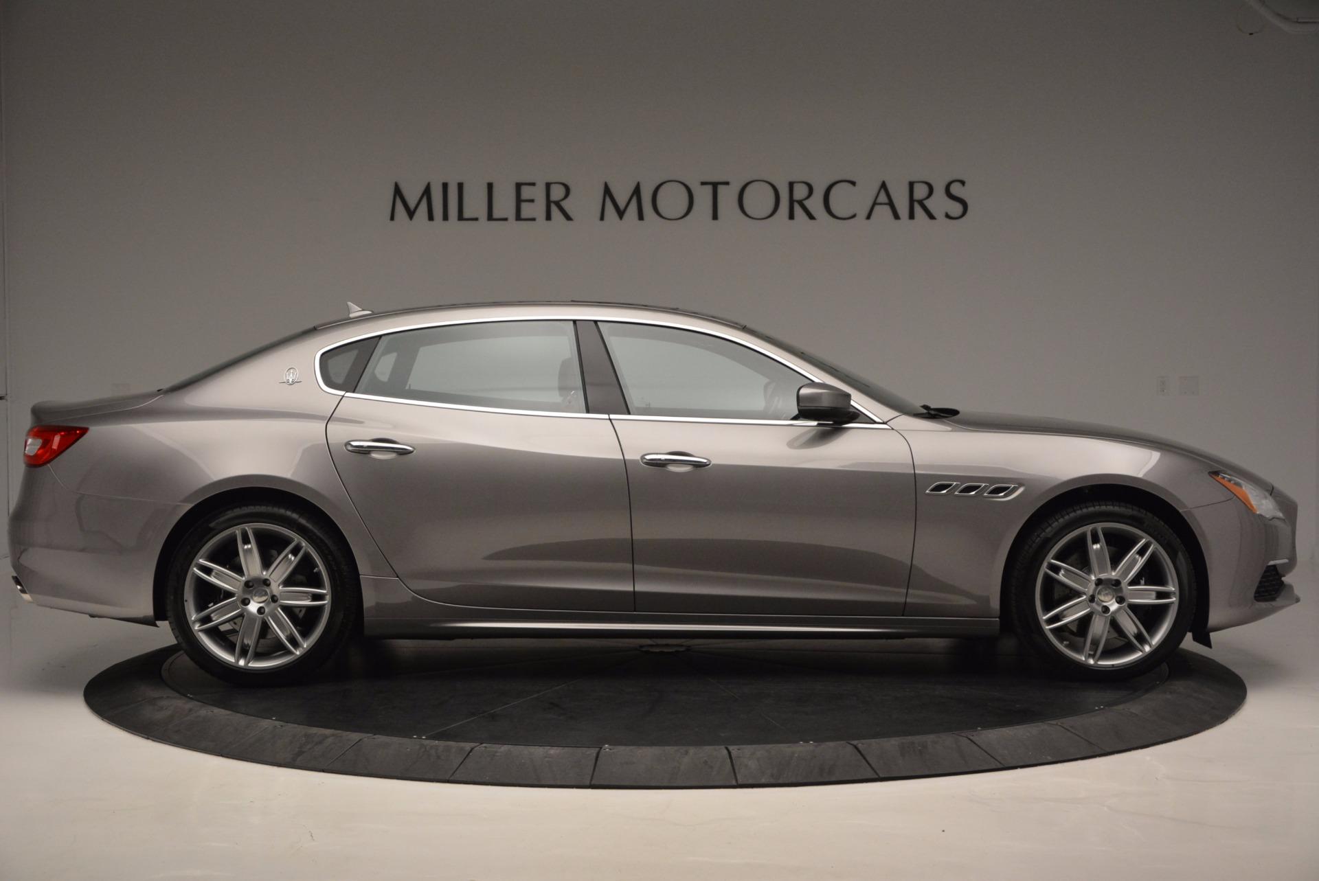 New 2017 Maserati Quattroporte S Q4 GranLusso For Sale In Westport, CT 1266_p9