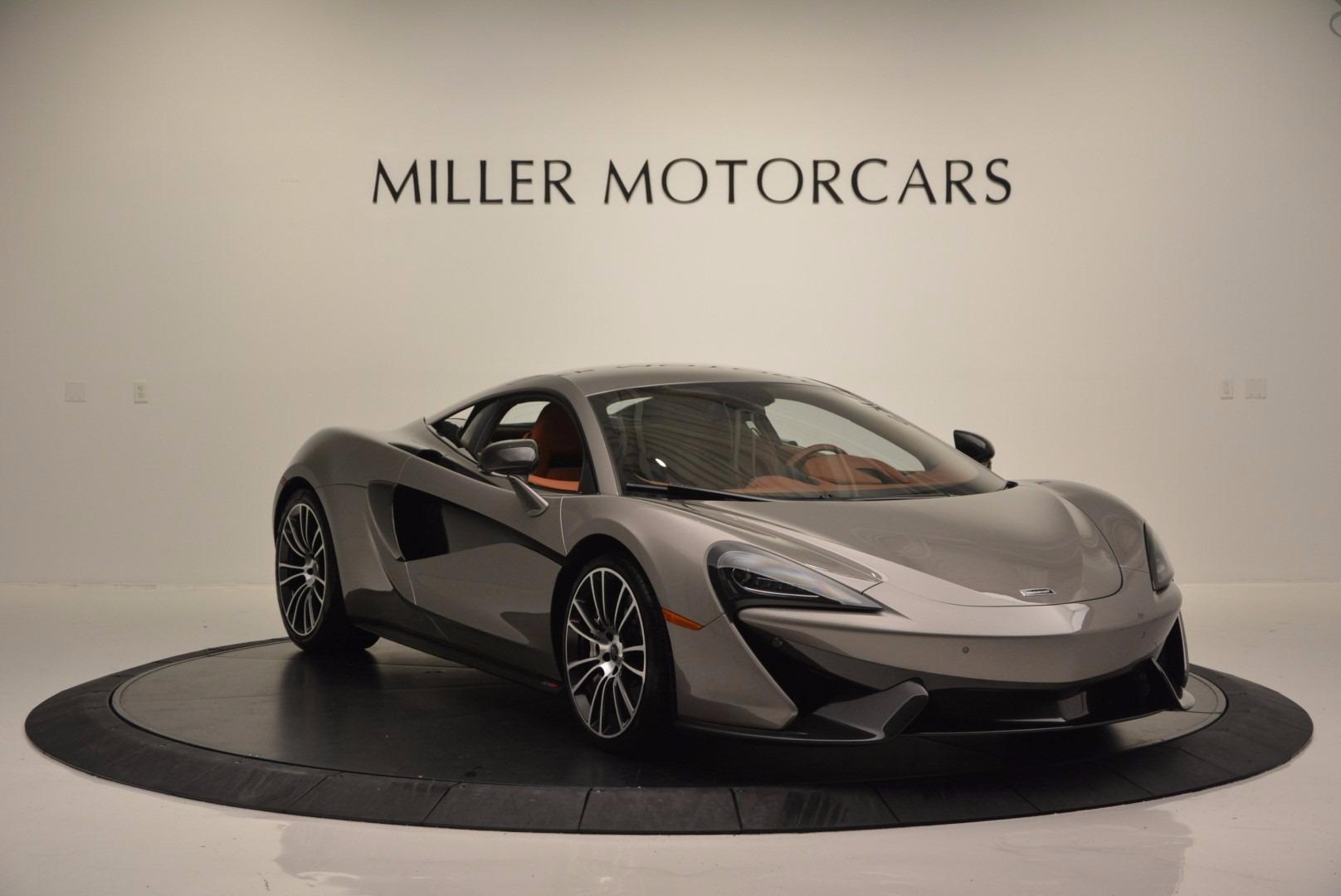 Used 2016 McLaren 570S  For Sale In Westport, CT 1267_p11