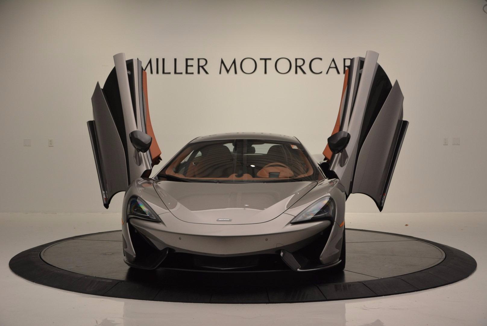 Used 2016 McLaren 570S  For Sale In Westport, CT 1267_p13