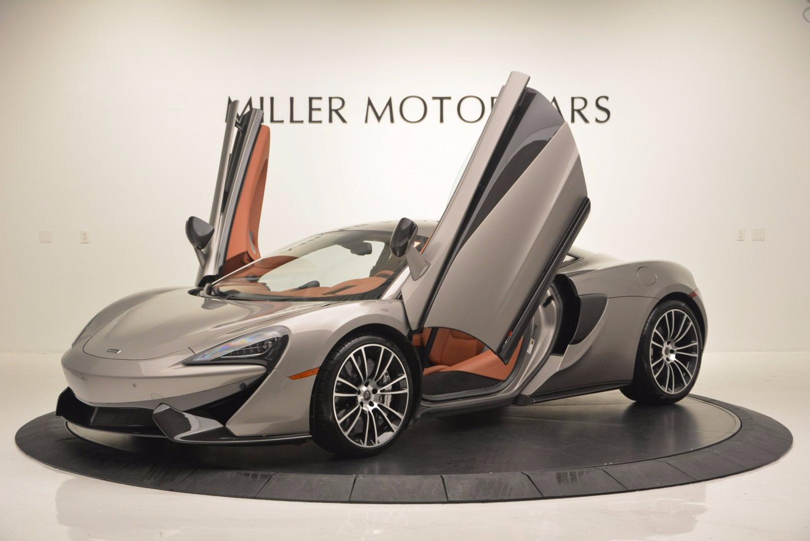 Used 2016 McLaren 570S  For Sale In Westport, CT 1267_p14