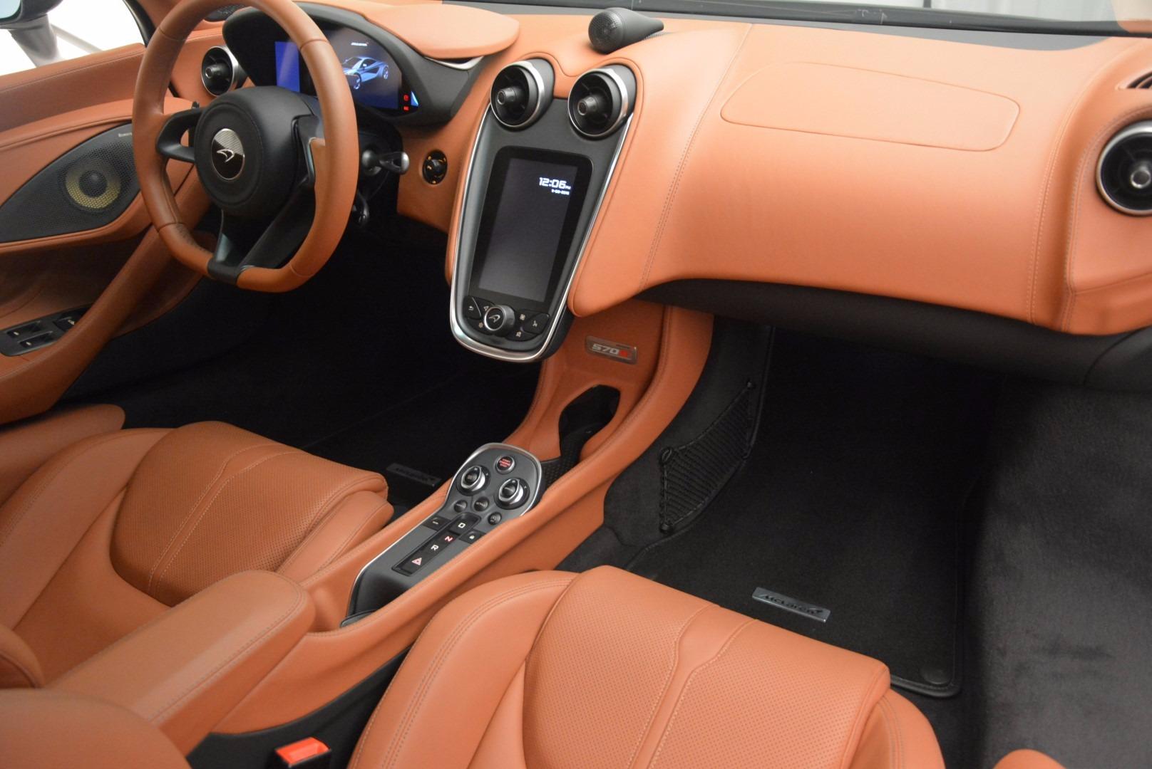 Used 2016 McLaren 570S  For Sale In Westport, CT 1267_p18